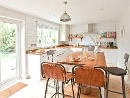 Kitchen Diner Flooring Ideas Space And Flow Open Plan Kitchen Lounge Flooring Ideas Home Design
