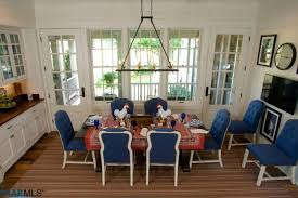 southern living idea house breakfast area built in cabinet tour the fox hill a beautiful southern living plan home