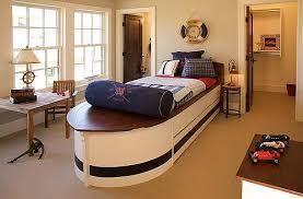 Boat Interior Design Ideas Bed Ideas Cool Sailor Theme Teenagers Boys Bedroom Interior