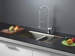 Kitchen Sink 33x19 Ruvati Roma 33 X 19 Basin Undermount Kitchen Sink