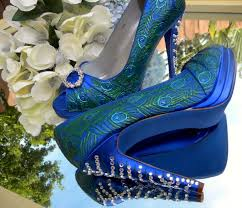 Peacock High Heels 70 Best Shoes Images On Pinterest Slippers Shoe And Shoes