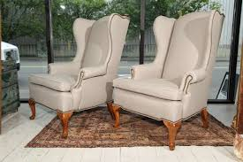 Wing Back Armchairs Grey Wing Chair Ikea Strandmon Wing Chair Ikea You Can Really