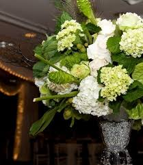 lime green white and black weddings stacy k floral