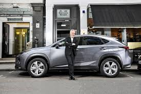 lexus uk media we love you but you u0027re strange our cars lexus nx300h car