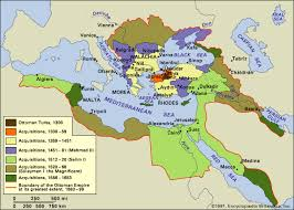Islam In The Ottoman Empire Islamic History In Arabia And Middle East The Ottomans