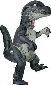 velociraptor costume velociraptor dinosaur costume party city