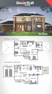 floor plans for homes two story two storey house design with floor plan elevation plans
