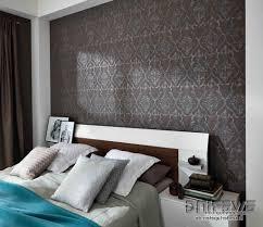 wohnideen schlafzimmertapete faszinierend muster tapeten schlafzimmer ziemlich schwarz weia