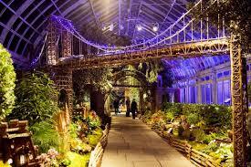 Botanic Garden Bronx by New York Botanical Garden Train Show 5 All About Garden On The World