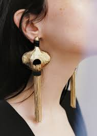 statement earrings we re currently crushing on statement earrings