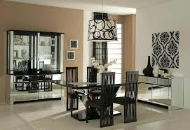 dining room sets leather chairs dining room trendy contemporary dining room pictures for