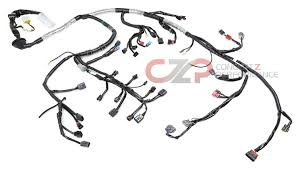 nissan 240sx drawing wiring specialties efi engine wiring harness w quick disconnect