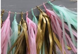 garlands for weddings tassel garlands the wedding of my dreams