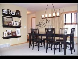 dining room wall ideas dining room lighting design apartment rug options small casual
