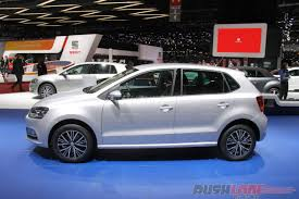 volkswagen polo 2016 black gen vw polo vento for india will not be based on mqb platform