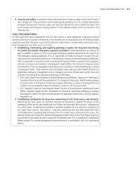 appendix d sample decontamination plan a compendium of best