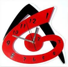 pendule de cuisine moderne horloge moderne murale design recherche horloges