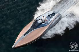 johnson lexus financial lexus sport yacht concept is unveiled in miami