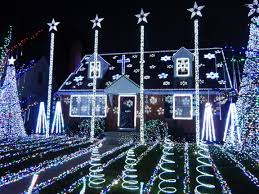 rosedale christmas light show services