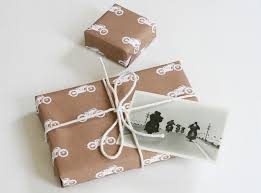 custom gift wrapping paper dads dudes biker gift wrap spoonflower