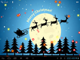 merry live wallpaper for android merry