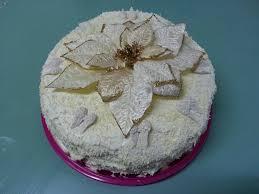herve cuisine foret mon dessert de noël une tourte forêt blanche chocolat blanc
