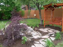 Landscaping Backyard Ideas by Modern Landscape Design Interior Waplag Ideas With Colorful Also