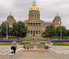 Iowa State Capitol by Funke Photos Wedding Prep