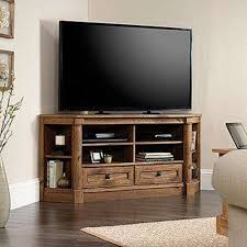 Entertainment Center Credenza Sauder Tv Stands Living Room Furniture The Home Depot