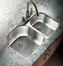 Moen Double Bowl Stainless Steel Sink - Kohler stainless steel kitchen sinks undermount