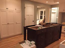 kitchen island table legs valley custom cabinets kitchen cabinets remodel