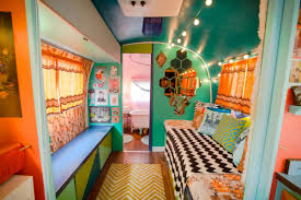 new orleans colorful houses they bought a 1976 airstream trailer the inside is so cool i can