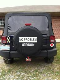 1997 jeep wrangler problems all things jeep no problem problem black spare wheel cover