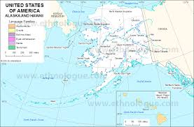 united states of america map with alaska and hawaii united states of america alaska and hawaii ethnologue