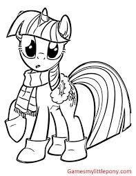 pony princess apple jack coloring pony