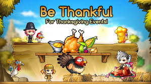 thanksgiving events 11 9 11 29 maplestory