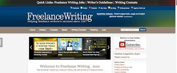 jobs for freelance writers and editors freelance writing job article writer for freelancewriting com