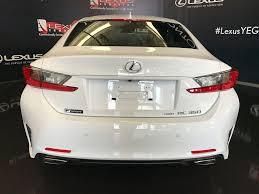lexus rc 300 canada pre owned 2017 lexus rc 350 demo unit f sport series 2 2 door