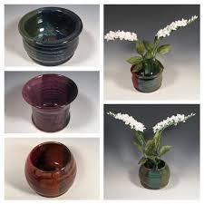Frog Flower Vase Garden U2013 Fatty Frog Pots Handmade Pottery