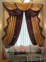 luxury drapery interior design unique curtains custom curtain design household ideas