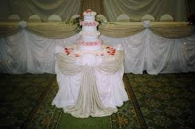wedding cake table ideas view wedding decor cake tables decor best for name troy