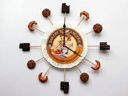 horloge cuisine créez vous même votre horloge de cuisine