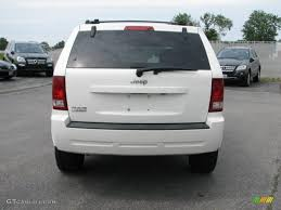 2007 stone white jeep grand cherokee laredo 4x4 31536710 photo 4