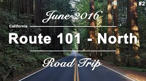 Usa West Coast Road Trip Maps by Route 101 Part 2 Californian Coast Usa West Coast Roadtrip