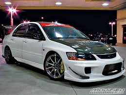 2004 mitsubishi evolution viii turbo magazine