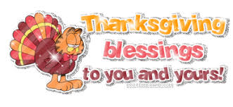 garfield thanksgiving clipart 11