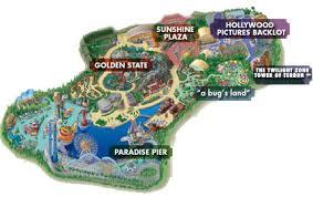 map of california adventure disney family 411 disney s california adventure park map