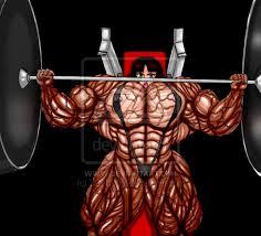 Bodybuilder Bench Press Big Bench Press By Tricklll On Deviantart