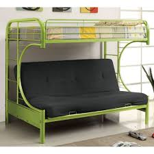 Futon Bunk Bed Ikea Bunk Bed With Futon Bonners Furniture