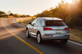 Audi Q5 Suv - first drive 2018 audi q5 automotive news and advice